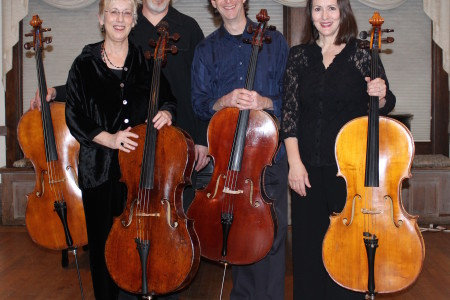 Rivertowns Cello Quartet